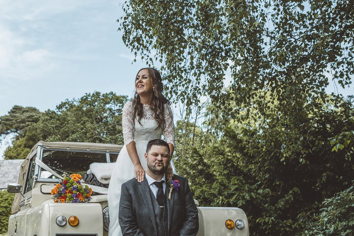 Cholmondeley Arms Tipi Cheshire Wedding Photography - 17.jpg