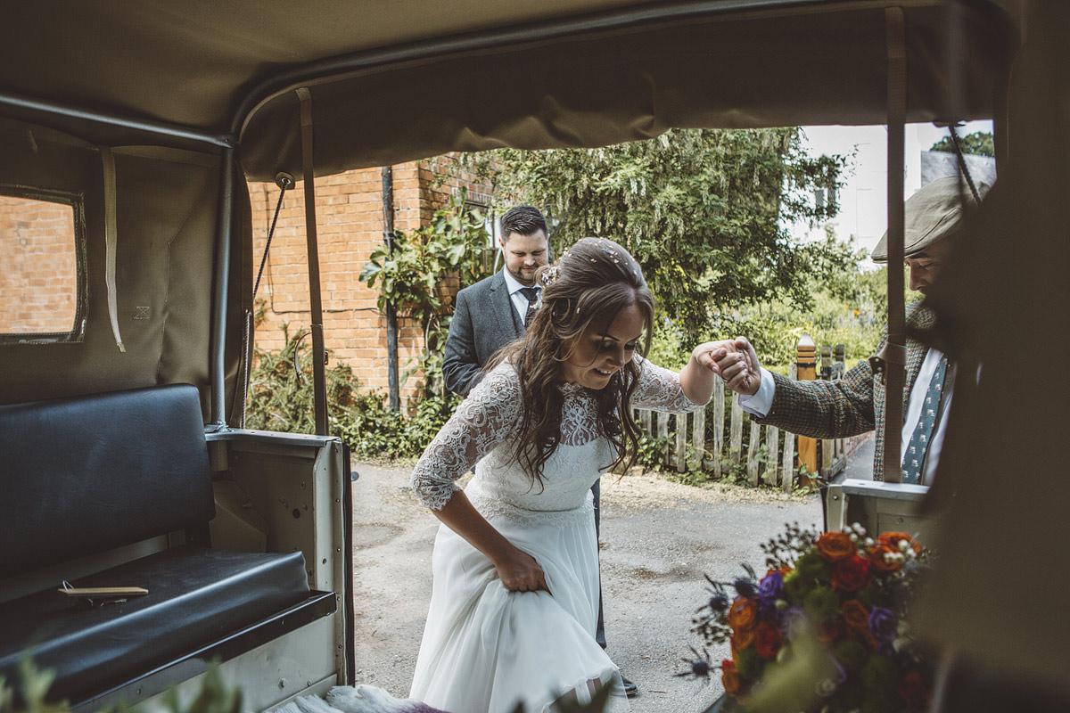 Cholmondeley Arms Tipi Cheshire Wedding Photography - 18.jpg