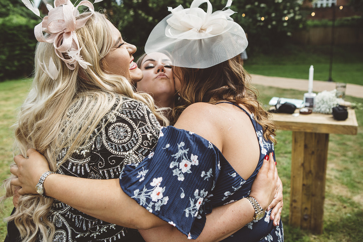 Cholmondeley Arms Tipi Cheshire Wedding Photography - 22.jpg