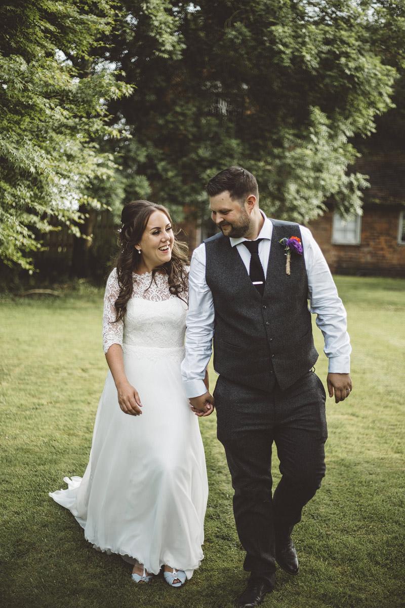 Cholmondeley Arms Tipi Cheshire Wedding Photography - 25.jpg
