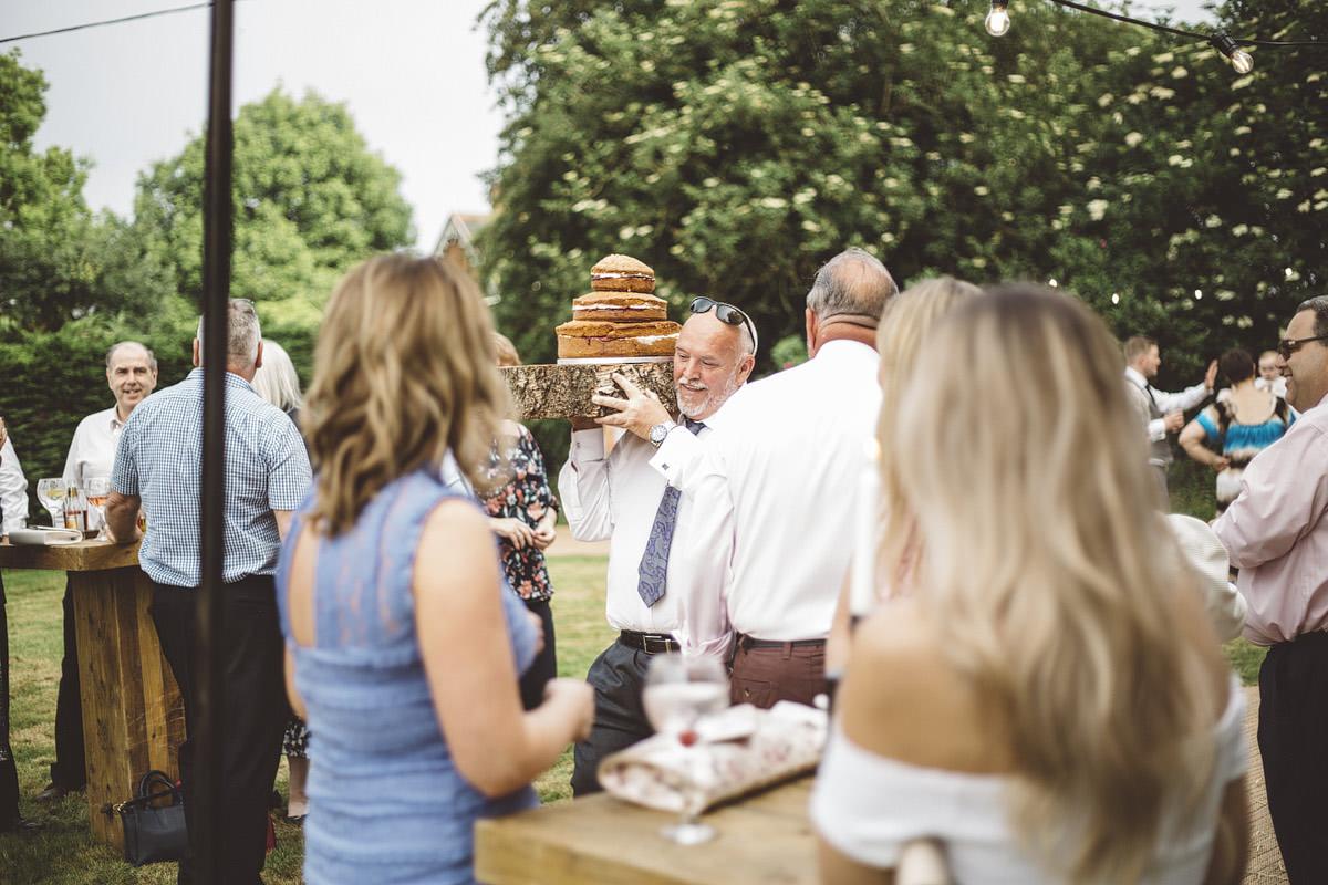 Cholmondeley Arms Tipi Cheshire Wedding Photography - 27.jpg