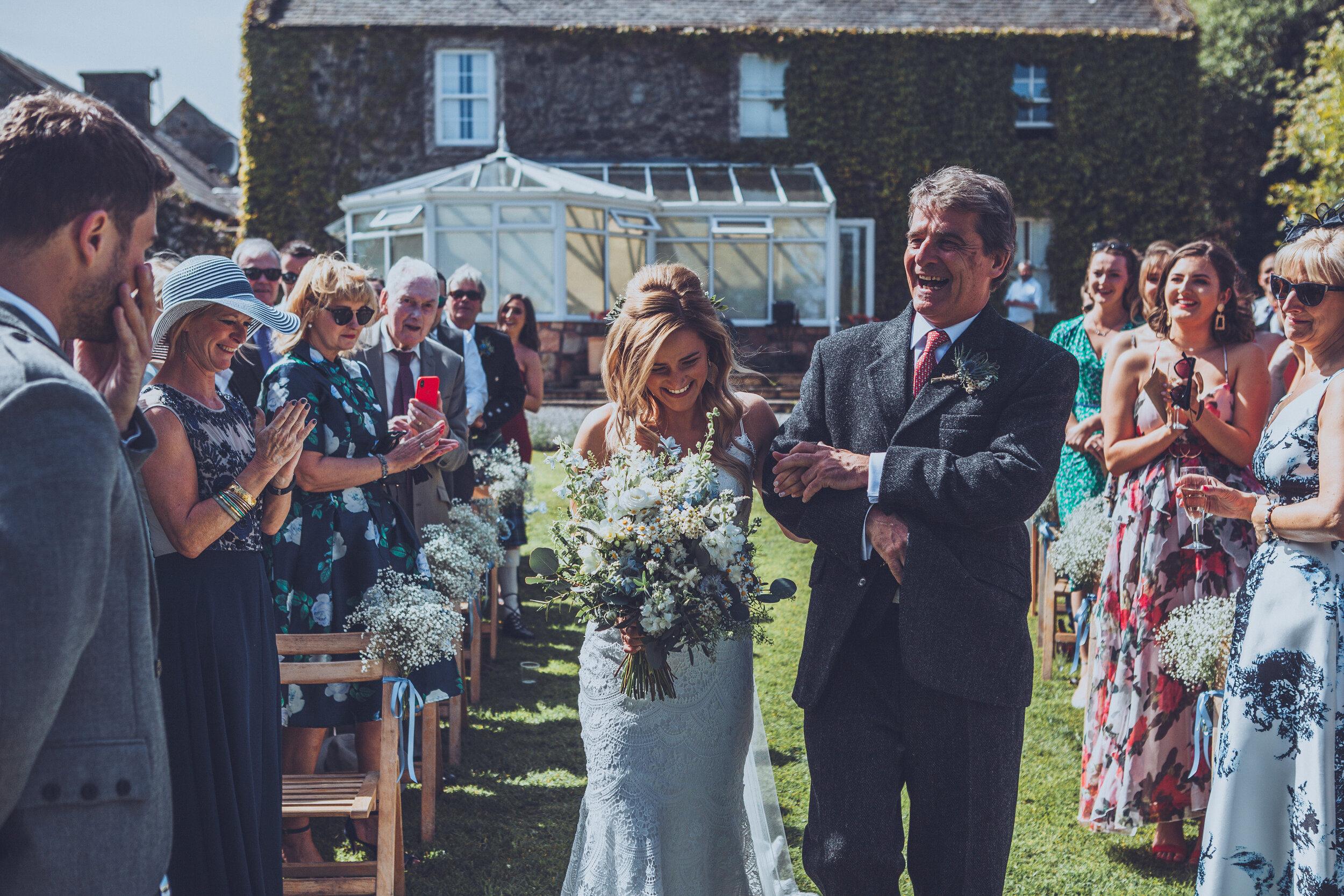 Dalduff Farm Ayrshire Wedding Photography - Claire Basiuk Photographer - 06.jpg