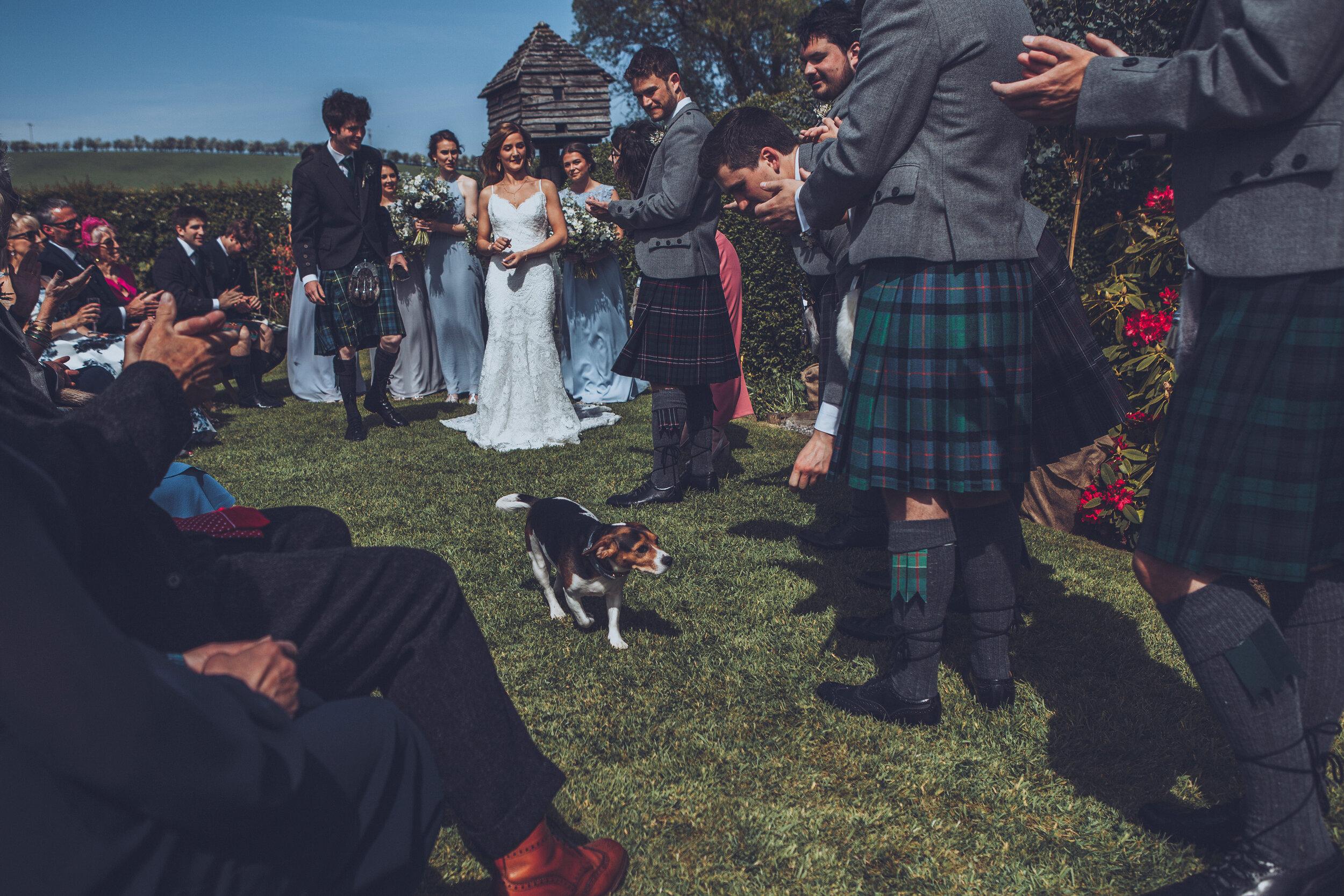Dalduff Farm Ayrshire Wedding Photography - Claire Basiuk Photographer - 07.jpg