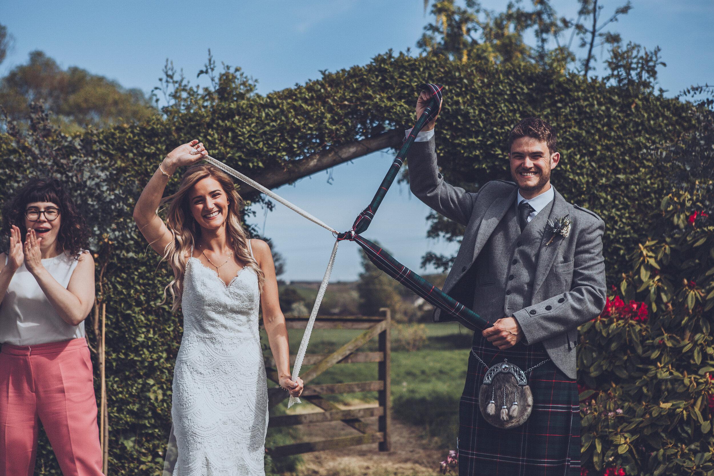 Dalduff Farm Ayrshire Wedding Photography - Claire Basiuk Photographer - 09.jpg