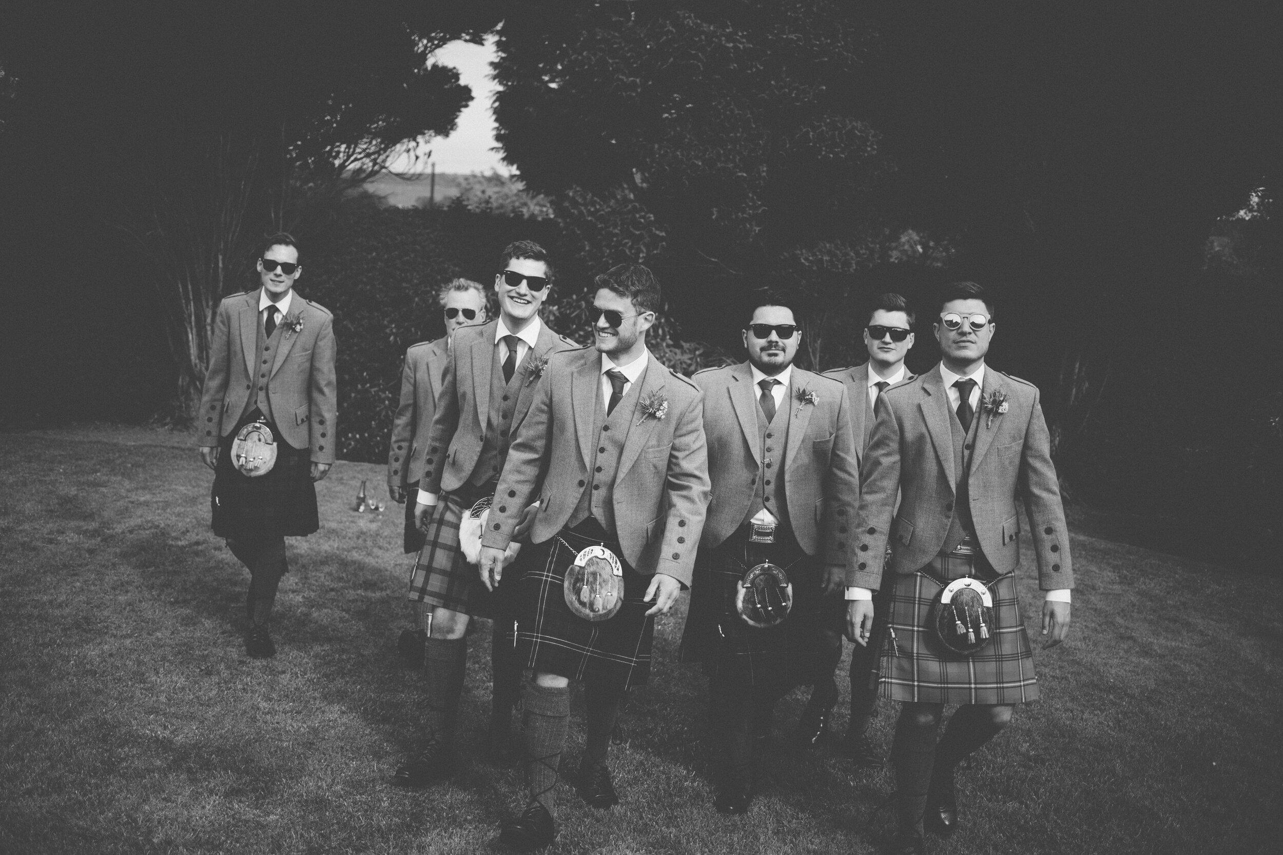 Dalduff Farm Ayrshire Wedding Photography - Claire Basiuk Photographer - 15.jpg