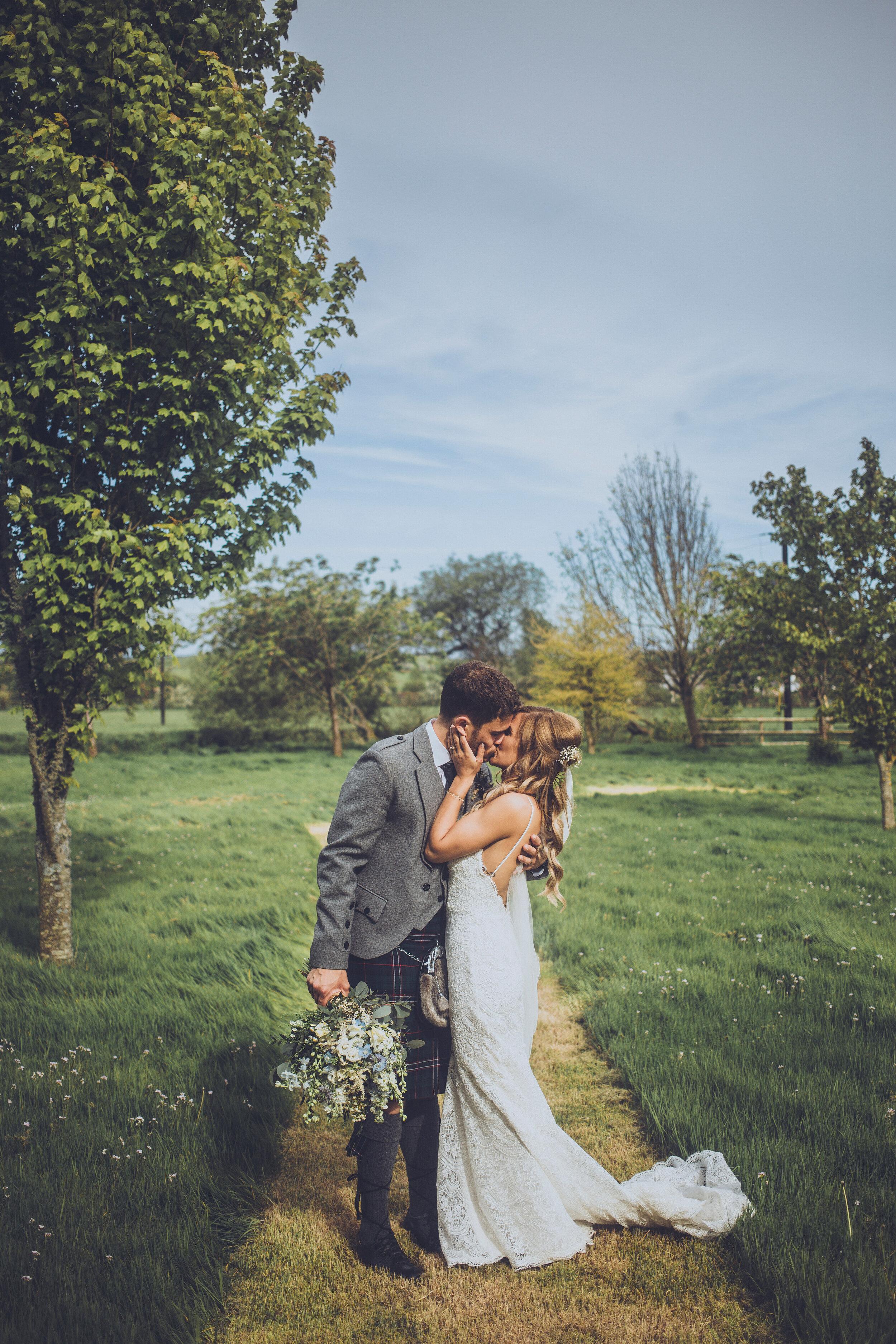 Dalduff Farm Ayrshire Wedding Photography - Claire Basiuk Photographer - 20.jpg