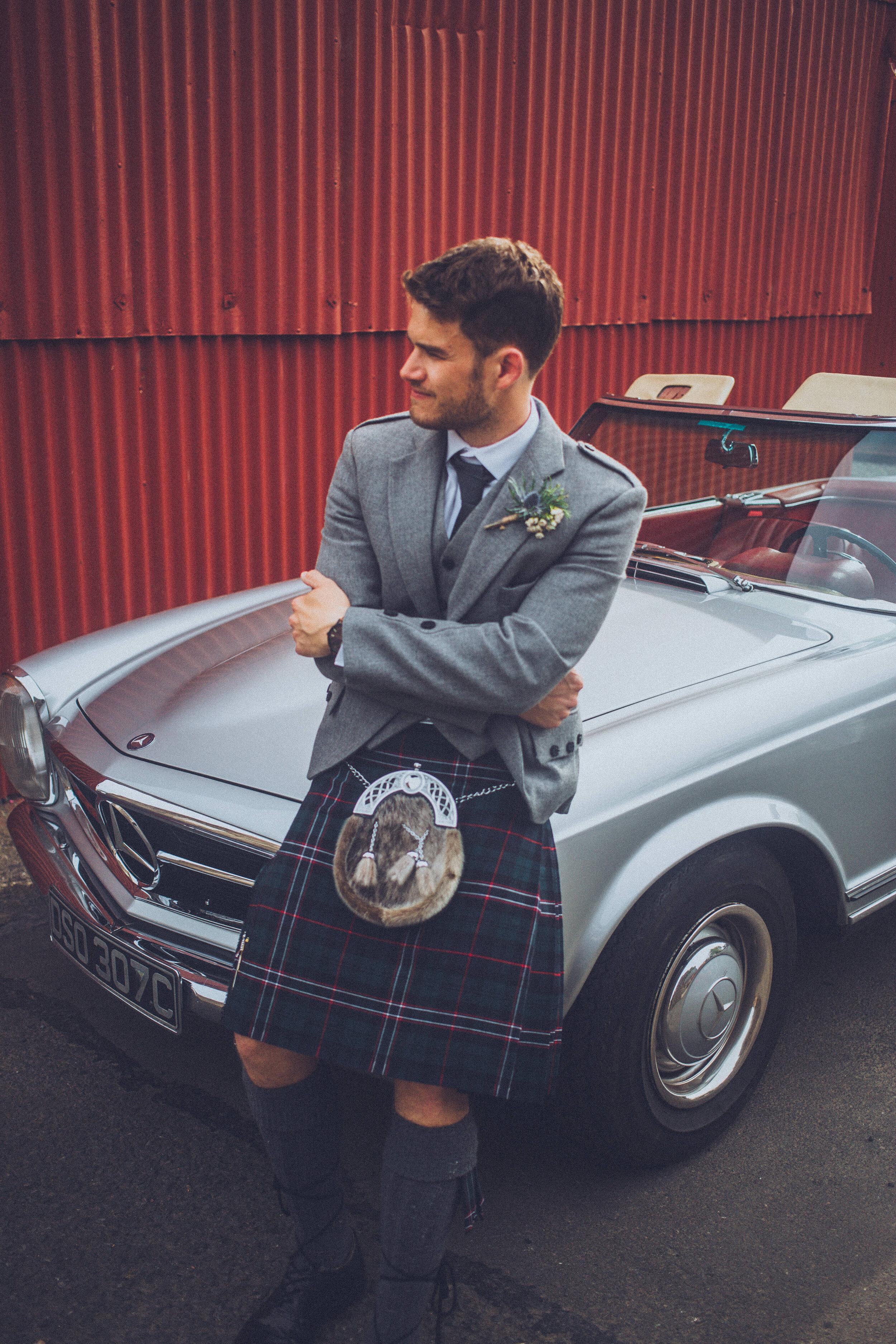 Dalduff Farm Ayrshire Wedding Photography - Claire Basiuk Photographer - 23.jpg