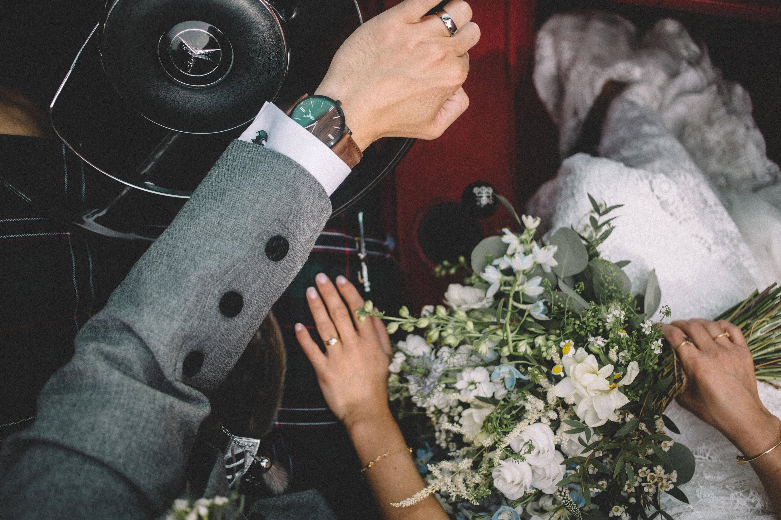 Dalduff Farm Ayrshire Wedding Photography - Claire Basiuk Photographer - 25.jpg