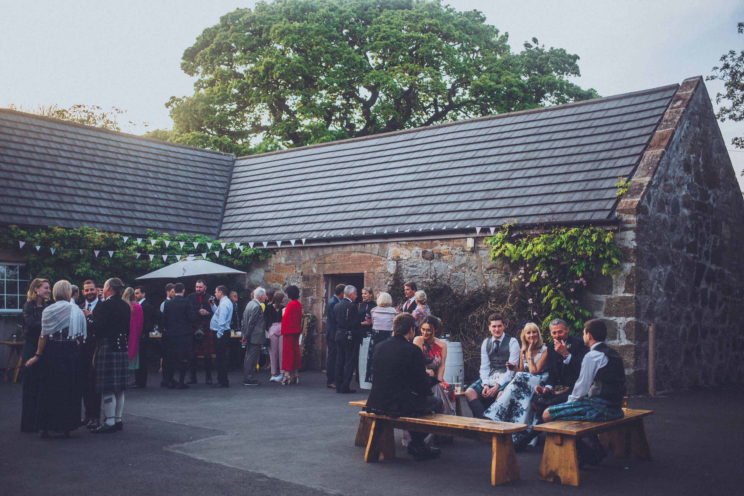 Dalduff Farm Ayrshire Wedding Photography - Claire Basiuk Photographer - 26.jpg