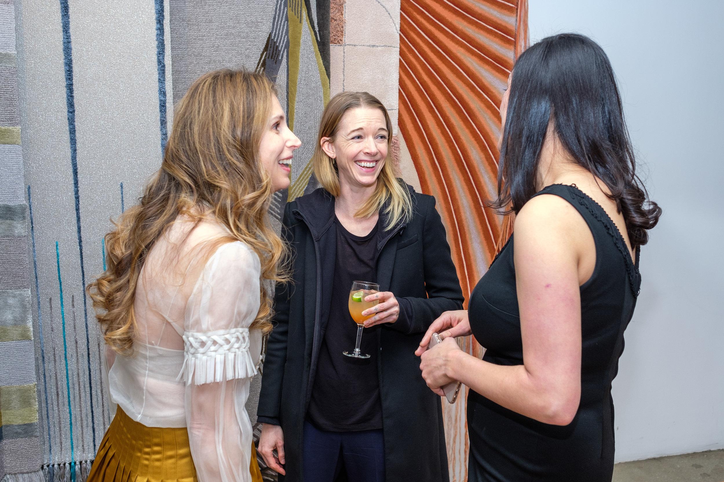 Juliana Polastri (Edward Fields), Bec Brittain (Bec Brittain), Ariana Massouh (Edward Fields)