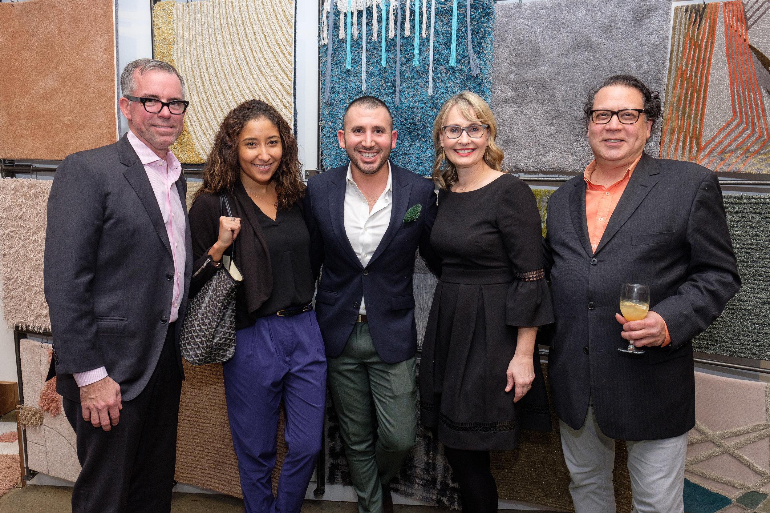 Michael Fagan, Veronica Bennett, Alan Gilmer (Edward Fields), Karen Majestic (Edward Fields), James Reyman (Reyman Studio)