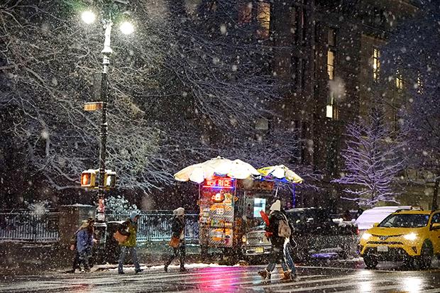 Leigh Carlson, New York, NY