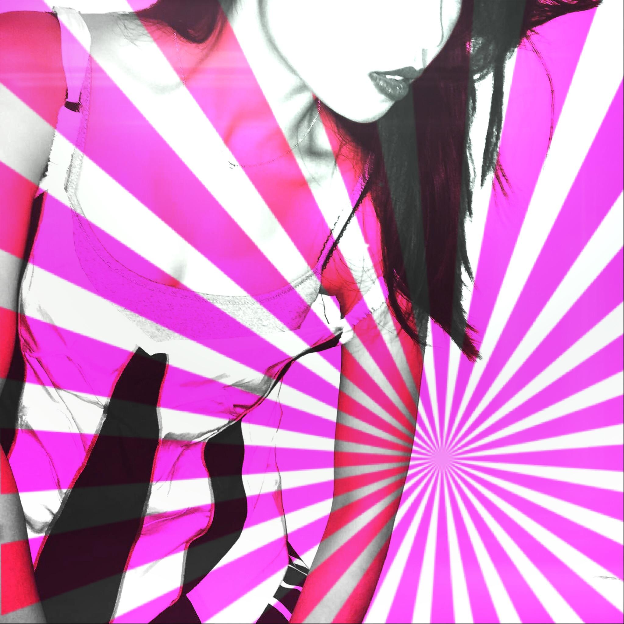 Half Face White & Pink Burst.jpg