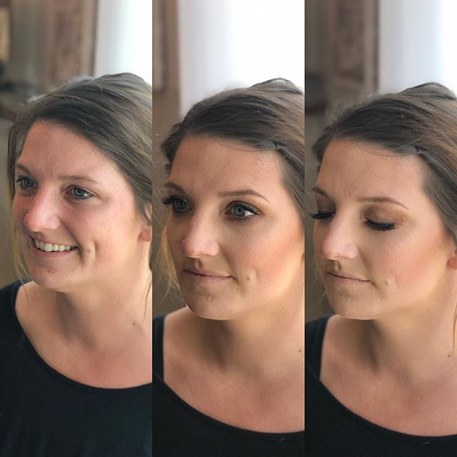 Working on getting a ring light in my life. Bridal makeup doesn't always need to be super dark and heavy. Whenever I talk to a bride to be, they always tell me that they want a glowy complexion, and they still want to look like themselves when they look in that mirror. Makeup will always be my number one passion in life....along with shoes.