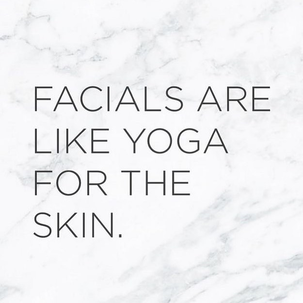 Keep your face in shape! 💪🏼🧖🏼♀️. Only doing facials at @tspaholland for one more month, so come and get yours while you can!