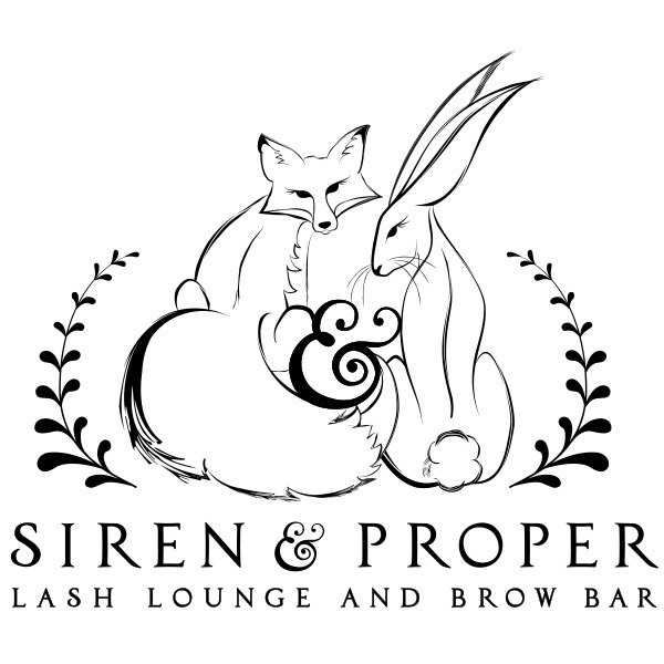 started at the best, now I'm back! • • • after first being trained in 2014 at @sirenandproper...I am excited to say I am back • call the salon at 616.427.5394 for all your eyebrow and eyelash needs 🖤✨