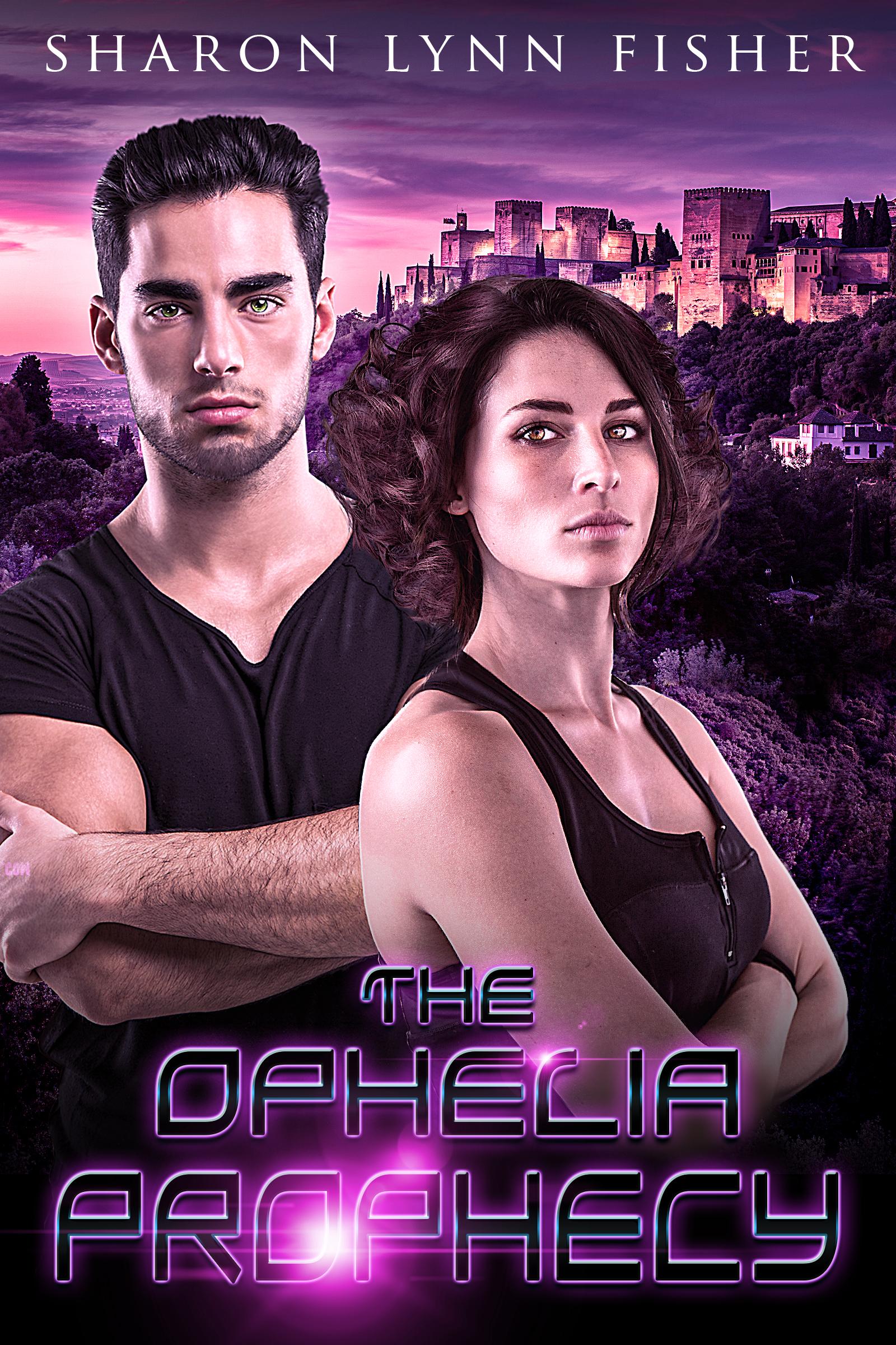 ophelia prophecy, sharon lynn fisher, book, novel, scifi, sci-fi