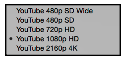 How to Export HD Video to YouTube in Premiere Pro 2017