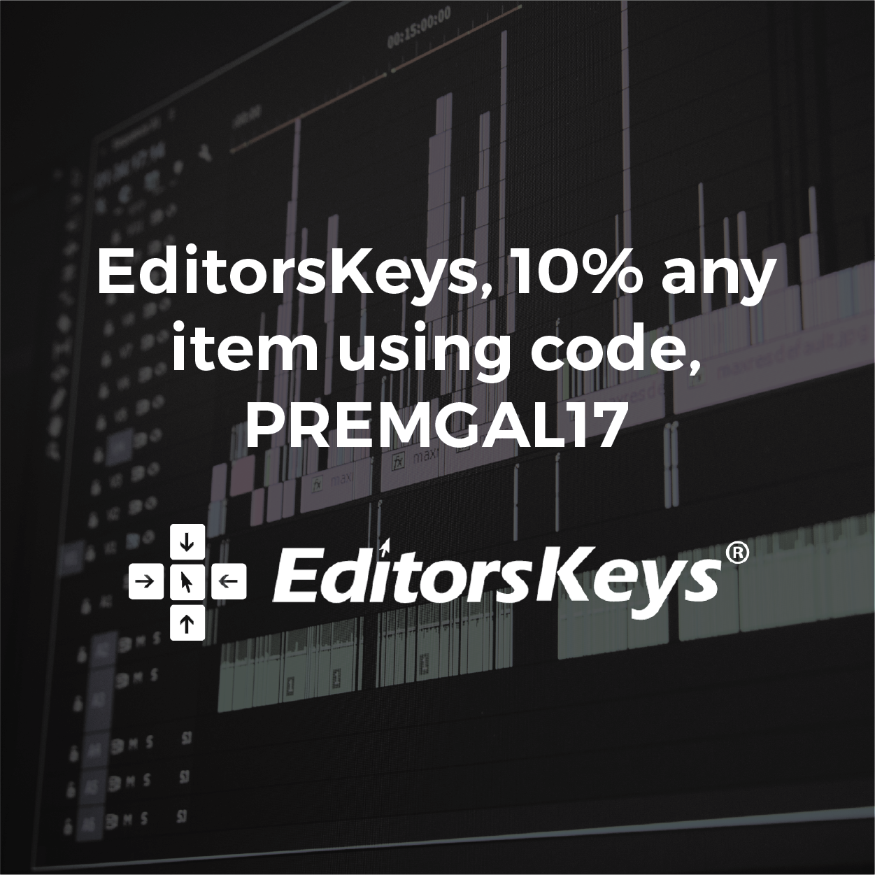 Keyboards & more.. for editors