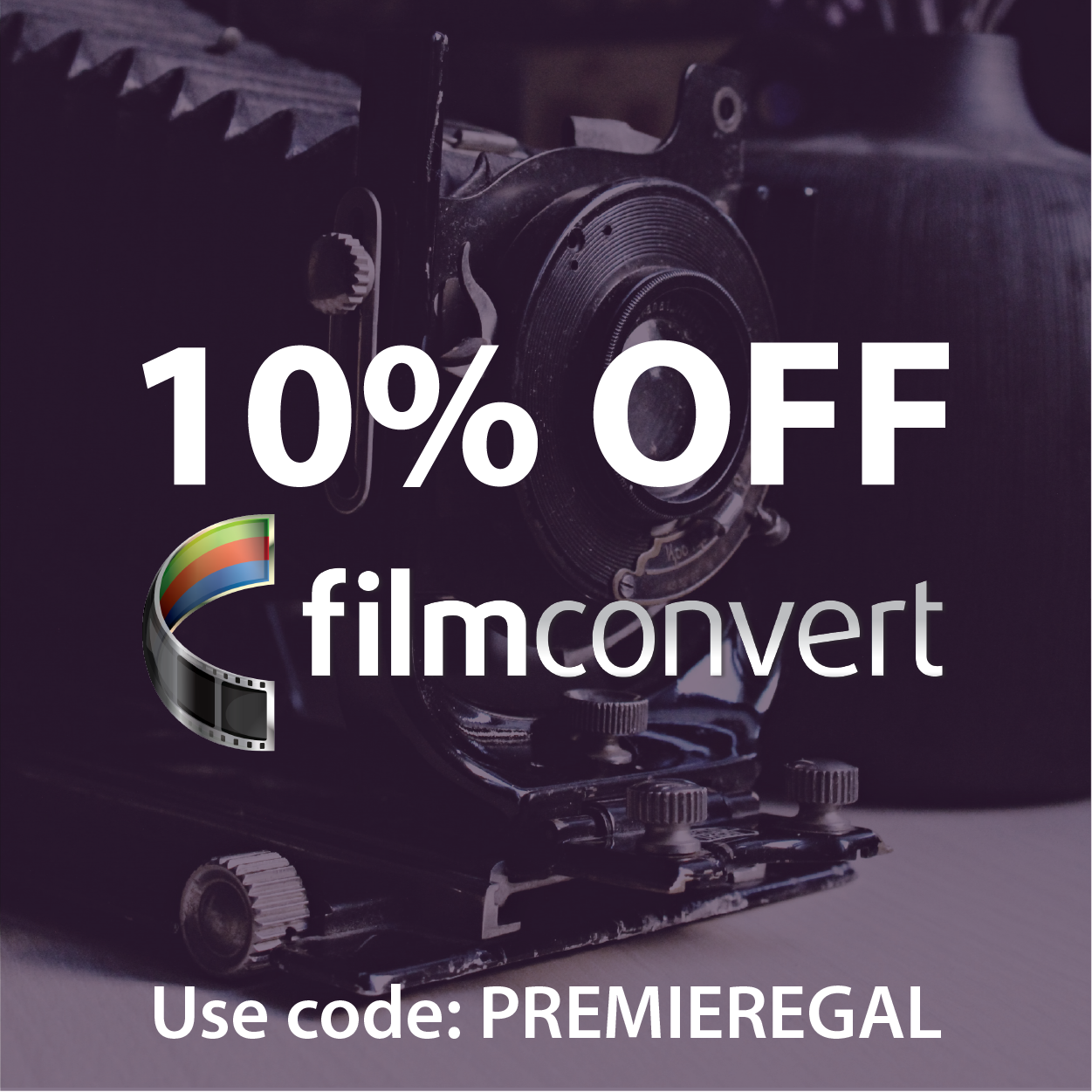Convert Video into Film