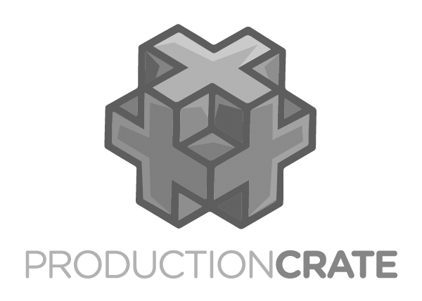 PRODUCTIONCRATE_GREYSCALE_STACKED.png