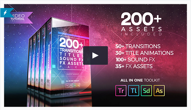 20 Best Premiere Pro CC Transition Templates of 2018 — Premiere Gal