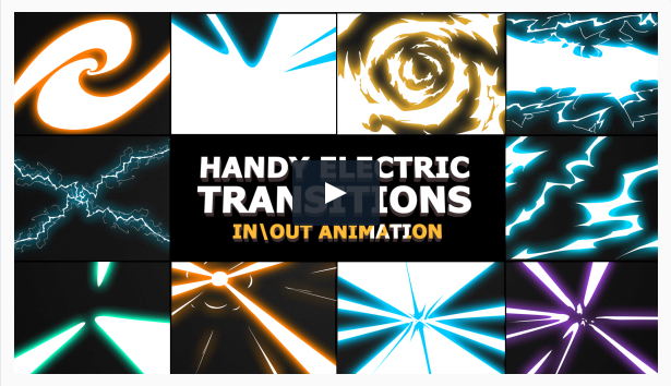 20 Best Premiere Pro CC Transition Templates of 2018