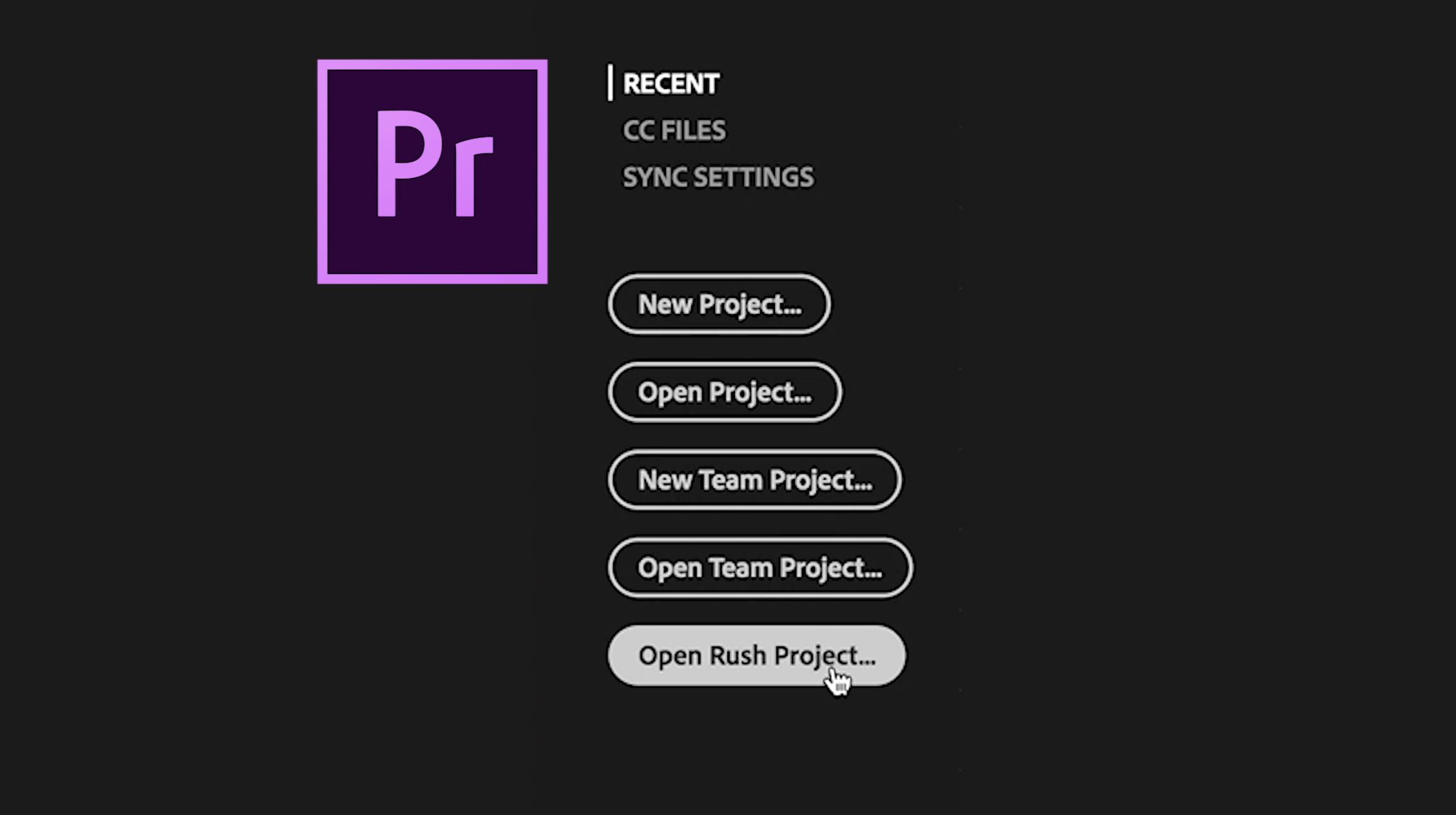 First Look at Adobe's New Video Editing Software: PROJECT