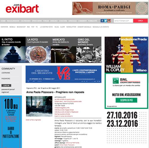 exibart 2011