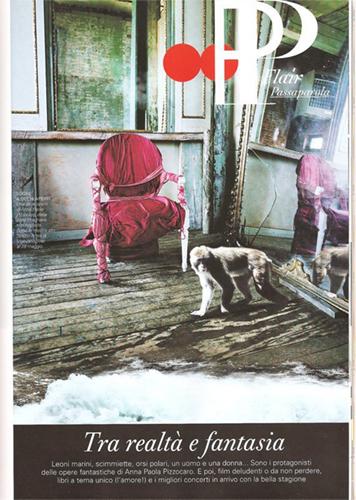 """Flair"" Italian National Magazine 2011"