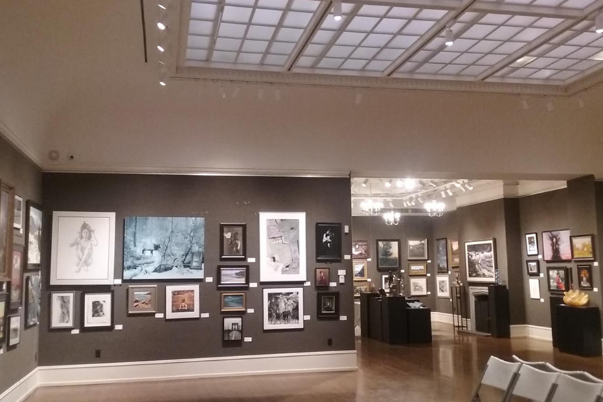 April 30 - May 18th, 2018, Salmagundi Art Club ANNUAL MEMBERS' EXHIBITION 2018