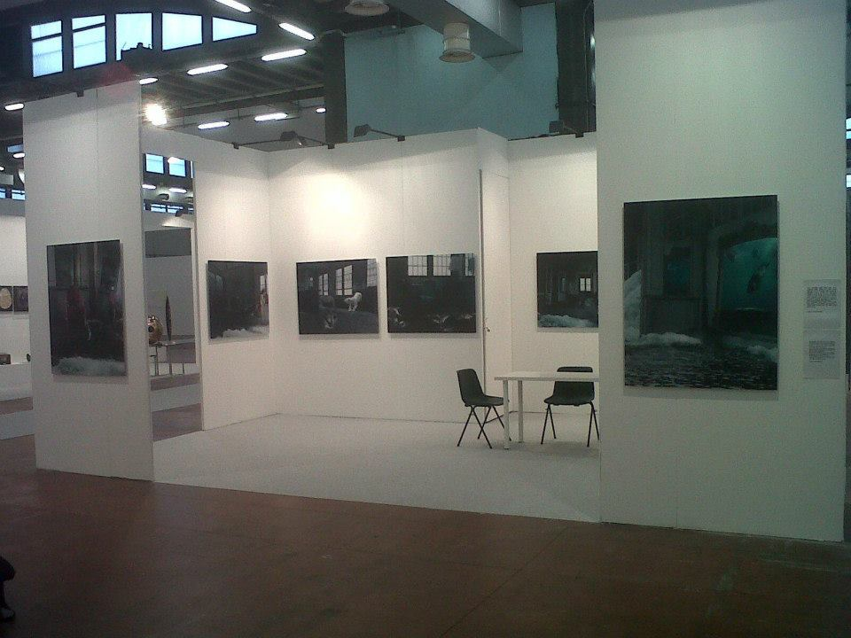 February 24-27 2012, ArteGenova 2012,International Art Fair, Solo Booth, Piazzale Kennedy 1, Genova 16129, Italy.