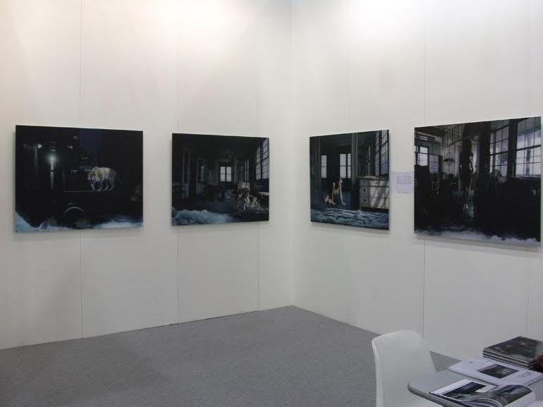 November 11-14 2011 - 22a Mostra Mercato d'Arte Moderna e Contemporanea di Padova, International Art Fair, Solo Booth,in collaboration with by Artes Italy and Spirale Milano Gallery, Via Niccolo' Tommaseo 59, Padova 35131, Italy.