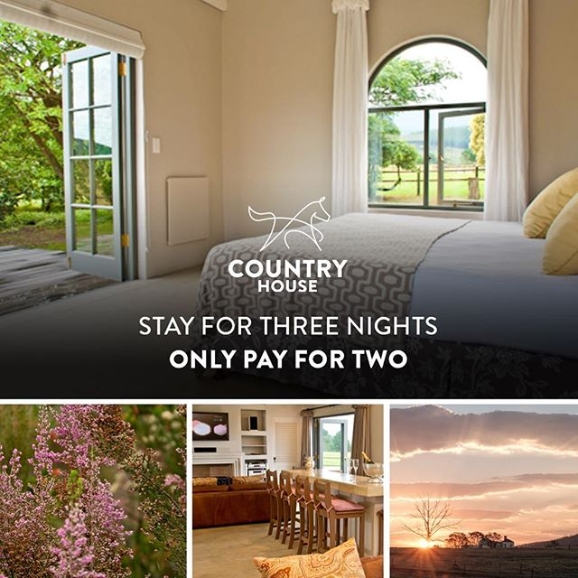 Country House sleeps ten people and offers the chance to totally switch off from busy city life. Book now and you can make the most of our special offer: spend three nights with us and only pay for two.