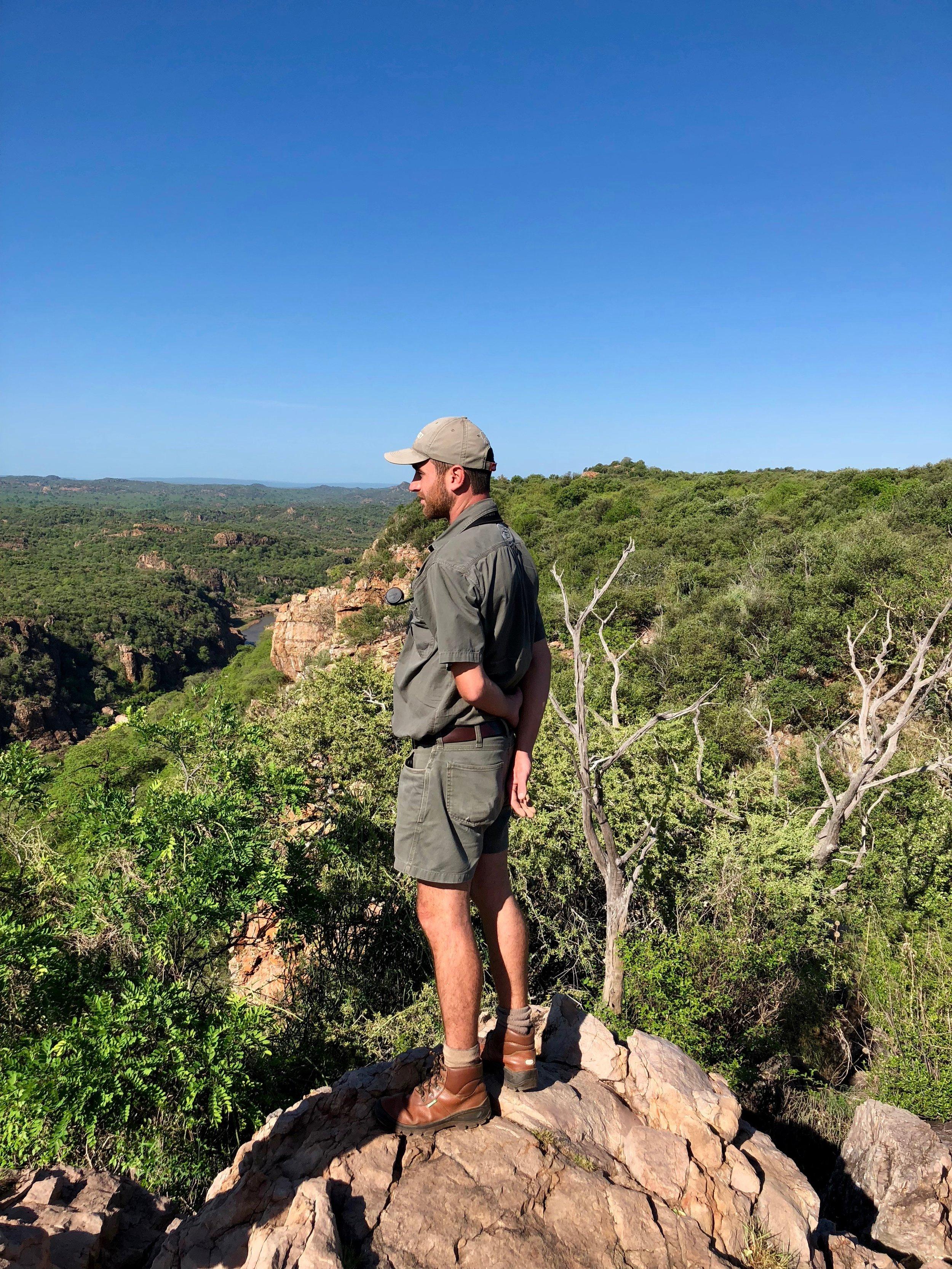 15. Ranger Dean at Lanner Gorge.jpg