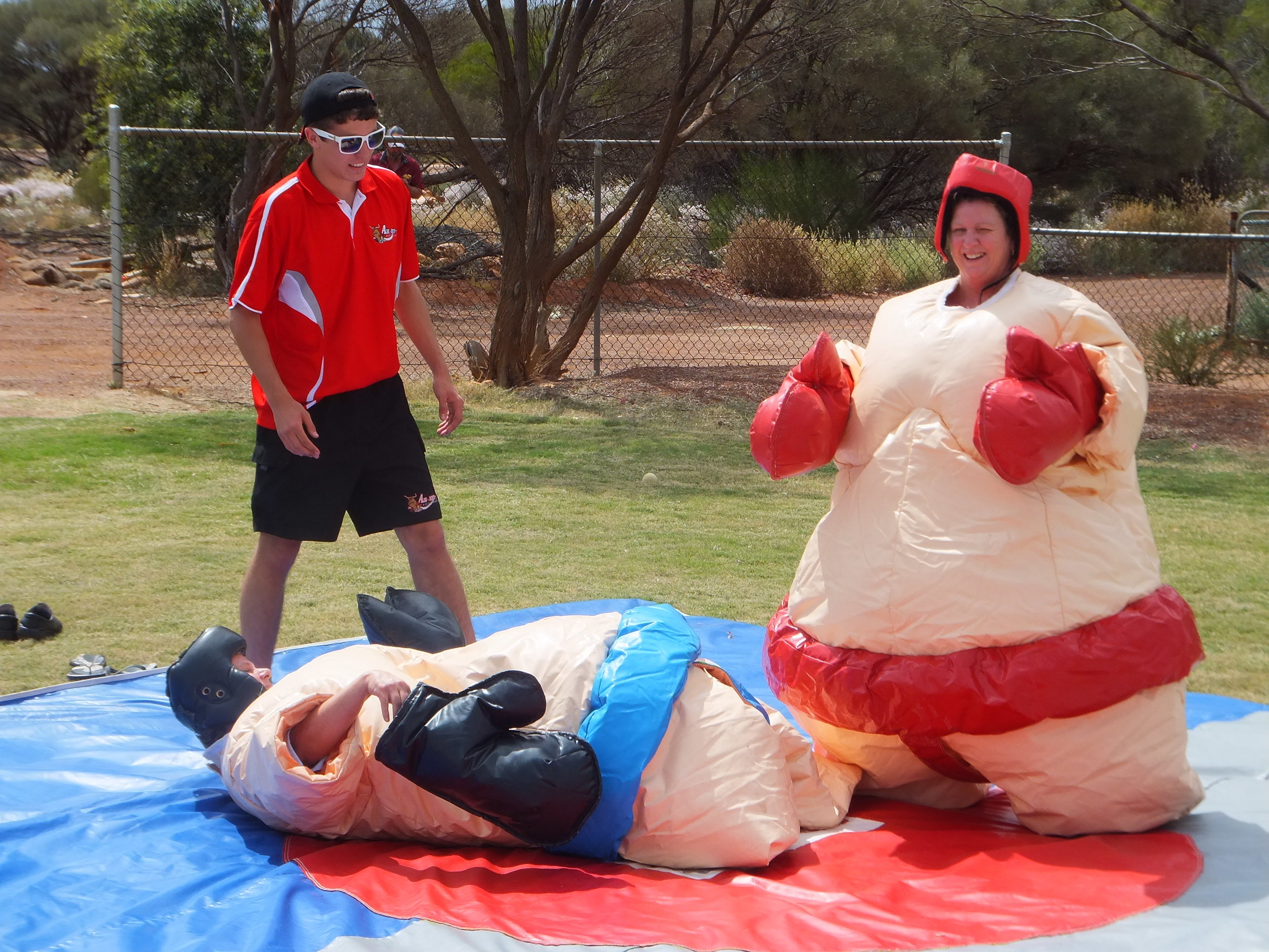 Adult Sumo Suitsfor ages 12 - Adult -