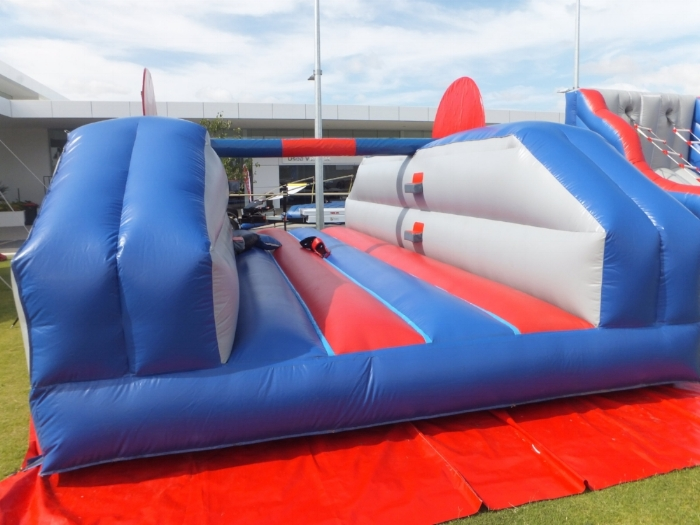 Gladiator Dual great fun for team challenge circuits -