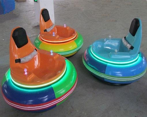 Individual Bumper Cars -