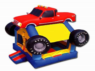 New improved Monster Truck $385 (3 hour metro hire)
