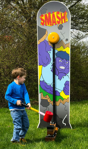 Striker Hulk Smash Kids$550 (3 hour hire) -