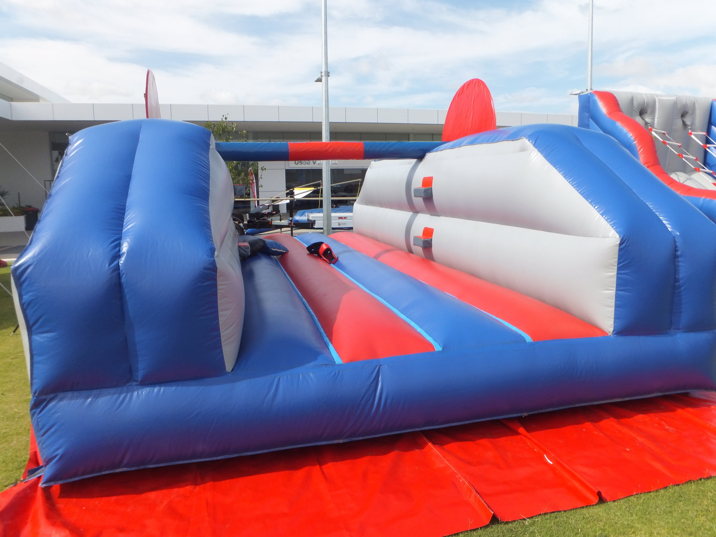 Discounted 2nd inflatable -