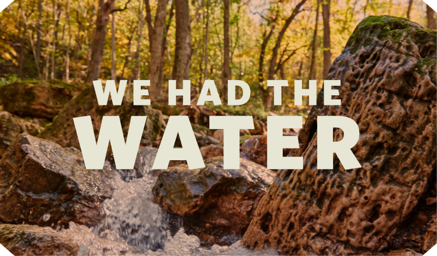 We had the waters of Beaver Creek.