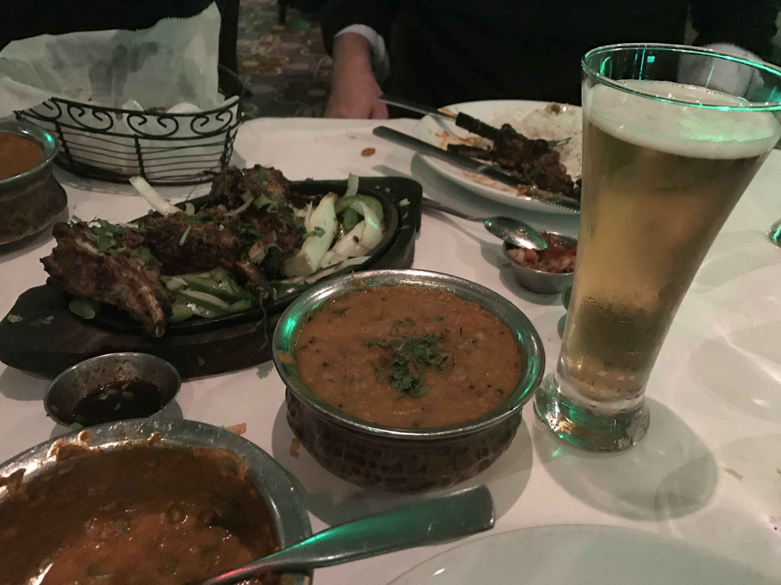 Bombar Darbar Coconut Grove Miami Indian Restaurant