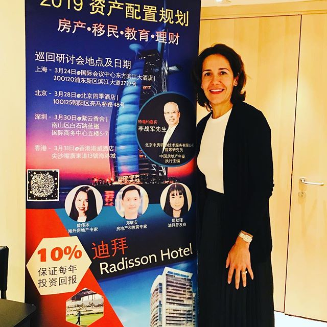 Love the power of the Asian Real Estate Association of America (#AREAA). While in Hong Kong I connected with real estate colleagues Thomas Tay from Honolulu and Laura Tang from the Bay Area who did a fabulous job presenting an overview of the US and #Chinese #economy along with #Dubai #real estate opportunities. They had a packed room of potential investors in the heart of TST. Talk about a #global Real Estate Business! Thank you @areaanational for making this happen.  I was happy to represent the AREAA Greater Miami Chapter @areaagmiami and @ISG asia @isgworld in Hong Kong! . . . . . . . . . #hongkonginvestors #asiainmiami #miamirealtor #areaamiami #overseasinvestment #dubairealestate #dubaibrokers #miamibrokers #miamilife #miamirealestate #lifeinmiami#miamiliving #chineserealestate #exp #isgasia #isgworld #property #propertyagent #returns #investing #investment #international