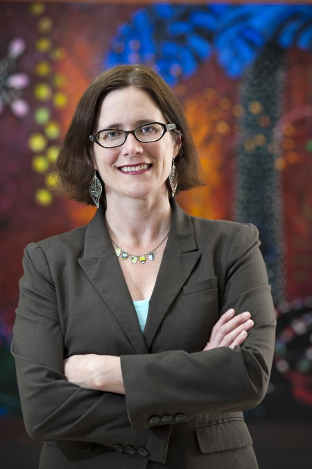 New Oklahomans for the Arts Director, Julia Kirt