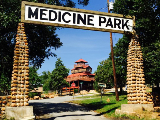 Welcome to Medicine Park!