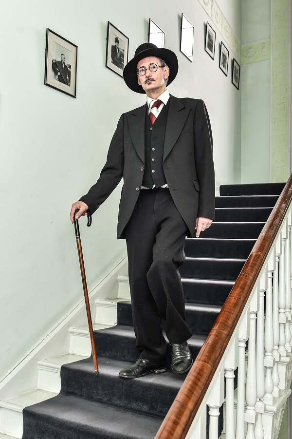 Bloomsday at the James Joyce Centre - Copy 600x900.jpg