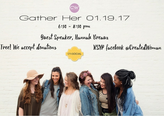 Faith + Fashion + Friends! RSVP for FREE  here