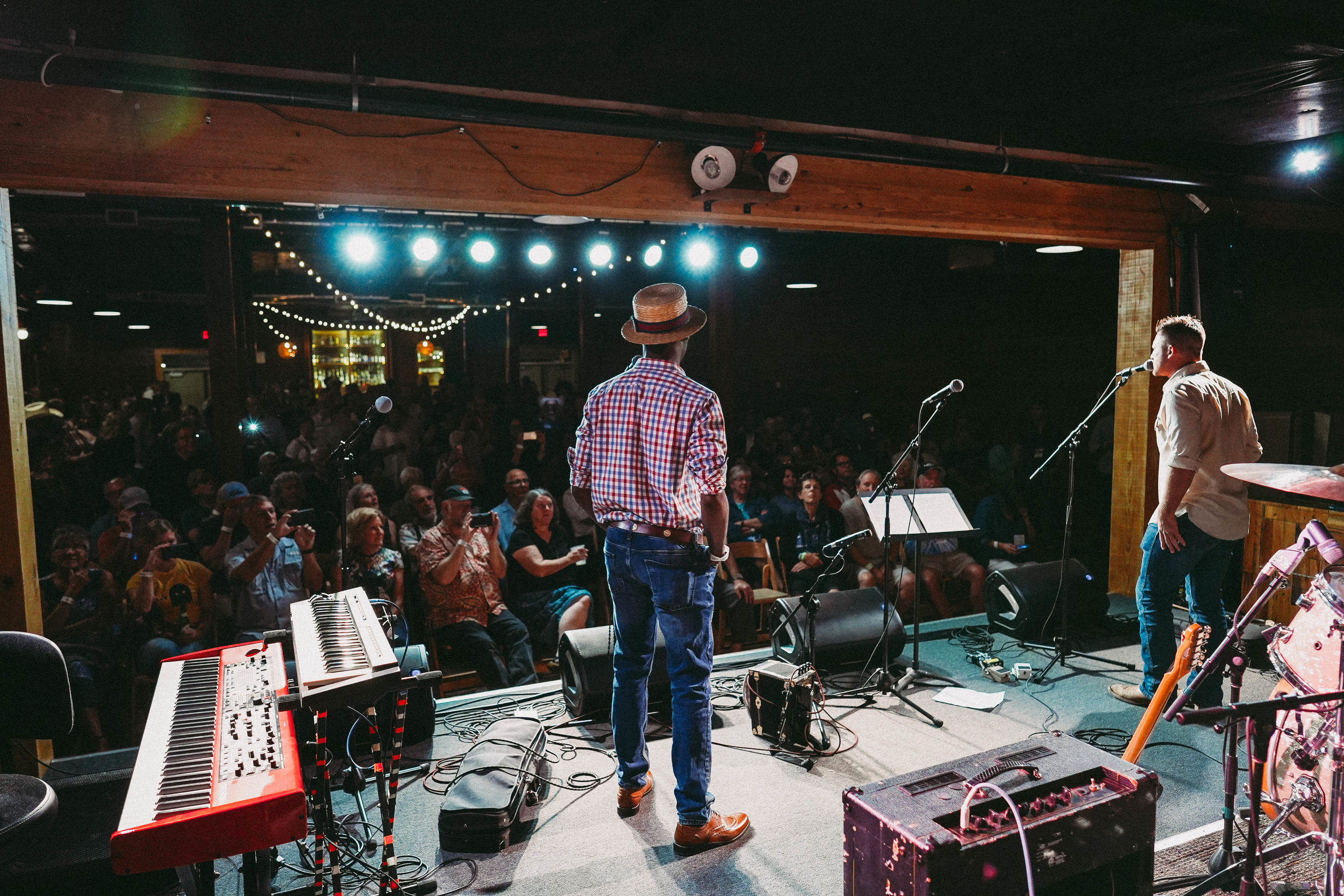 Lafayette Music Cities Convention Reception - October 2018