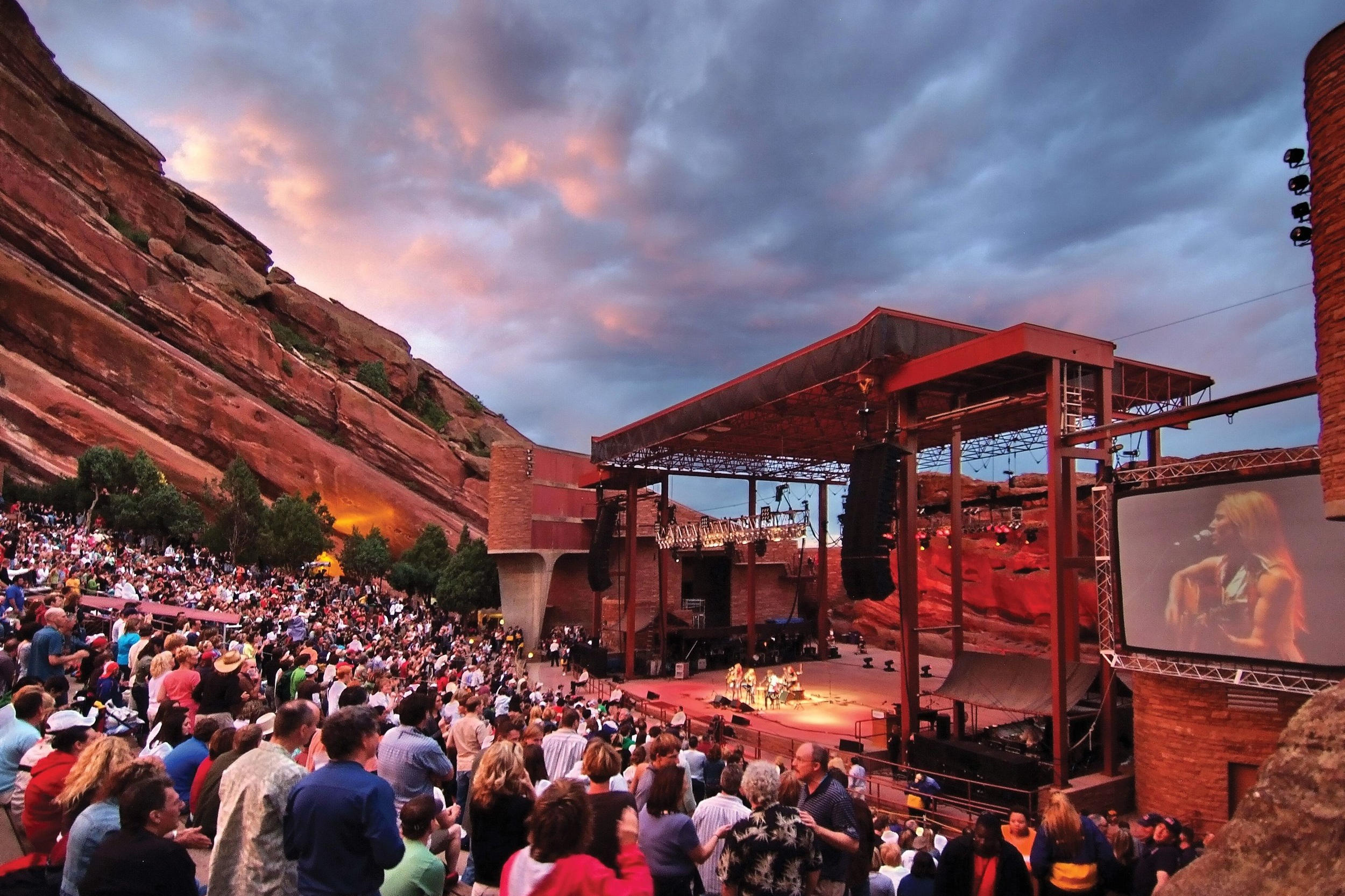 Red Rocks Amphitheatre will host our day 2 morning talks on the 25th September 2020.